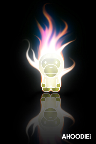wallpaper background. WALLPAPERS: Baby Milo On Fire
