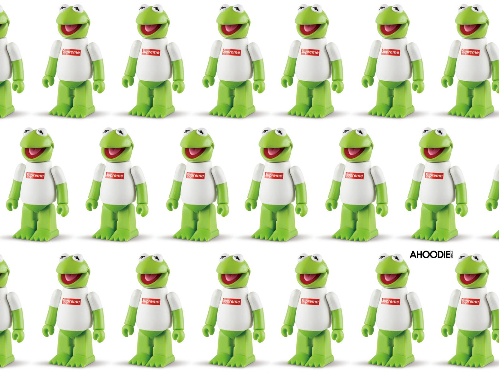 Supreme Kermit Wallpaper Desktop