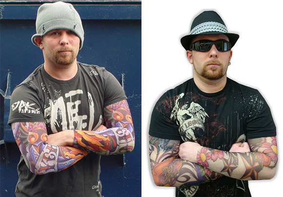 Sleeve Tattoos COOL: Buy Fake Tattoo Sleeves