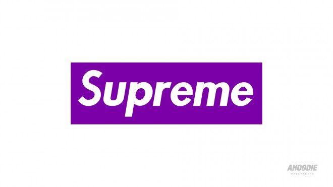 supreme purple wallpaper logo1 660x371 Supreme Desktop Wallpapers