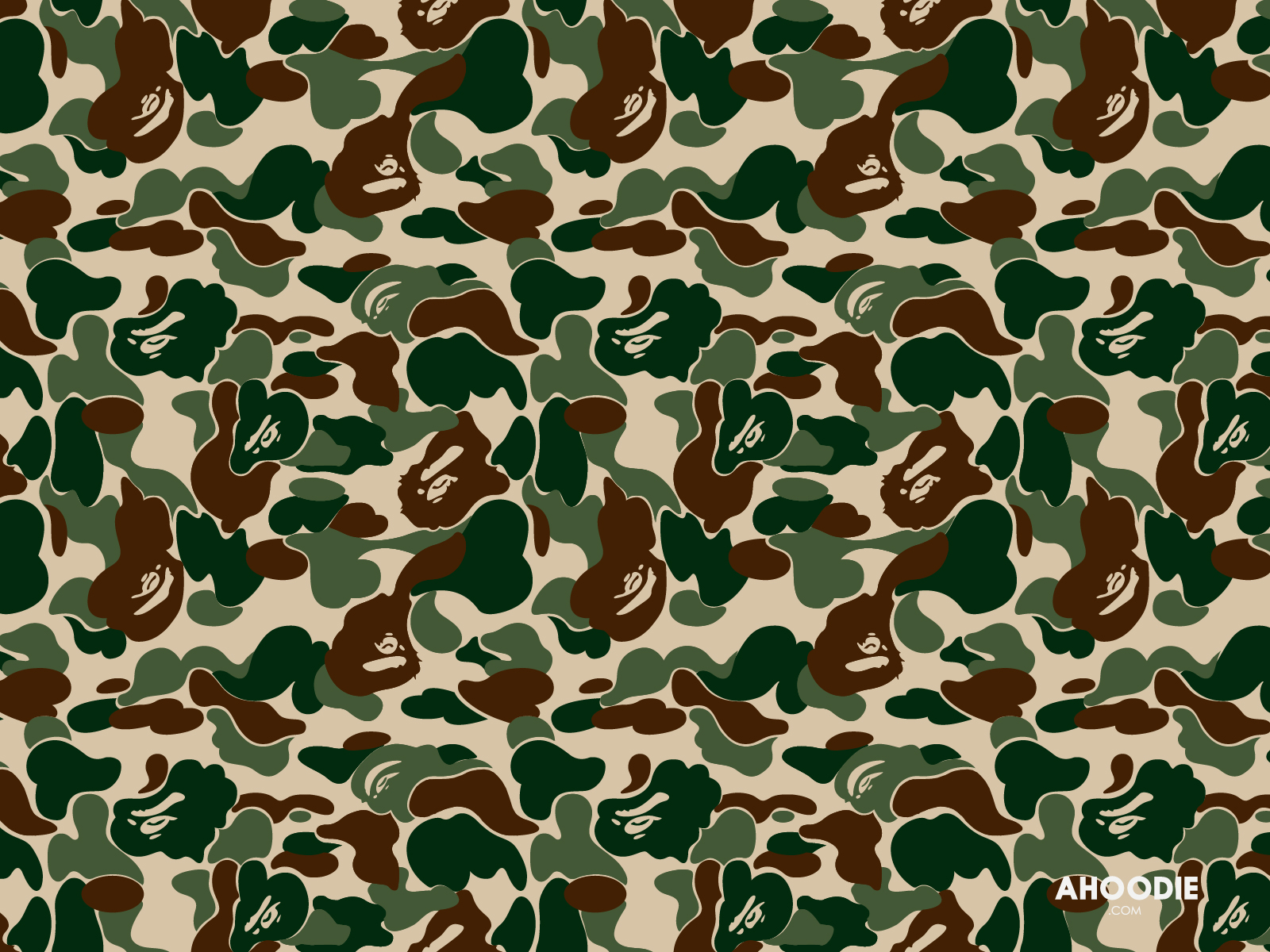 HUNT LIFE CAMO WALLPAPER