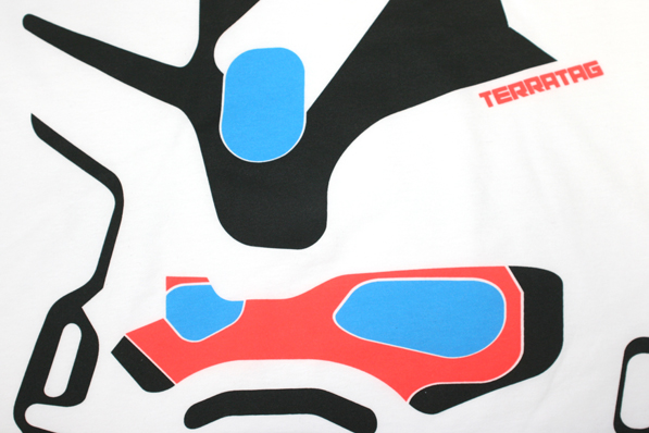 RMT 16 Product Detail Terratag : ROBOT T Shirts
