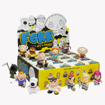 FamilyGuyMiniSeriesbr3Inch large image10 21444 What the Deuce: Kidrobot x Family Guy Mini Series