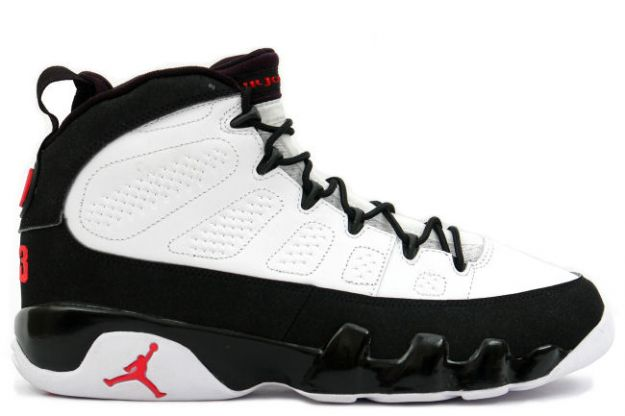 aj9 Fab 5 Top Ten Sneakers