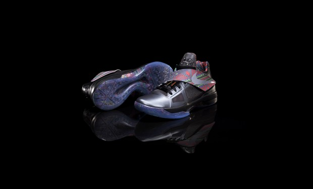 BHM2012KDIV 2 Nikes Black History Month Collection