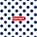 supreme polka dots desktop wallpaper big pokla white 75x75 New Supreme polka dot pattern wallpapers for iPhone and Desktop