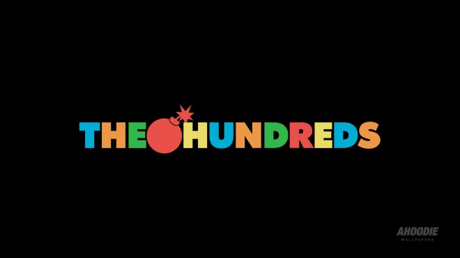 the hundreds 2012 wallpaper background 660x371 WALLPAPERS: NEW THE HUNDREDS BACKGROUNDS