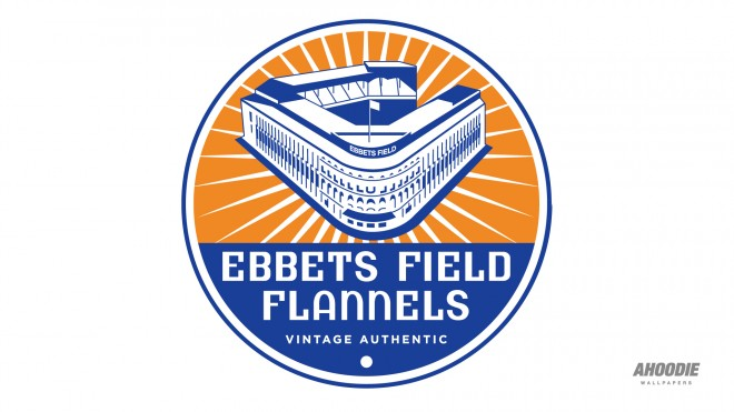 ebbets field desktop wallpaper4 660x371 Ebbets Field Flannels Wallpapers for Desktop and iPhone