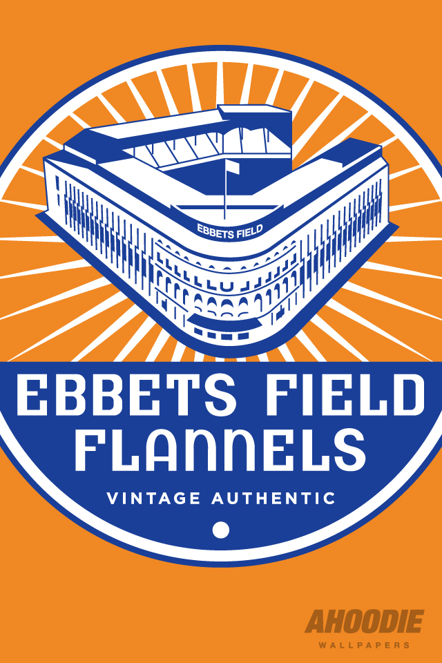 ebbets field iphone wallpaper Ebbets Field Flannels Wallpapers for Desktop and iPhone