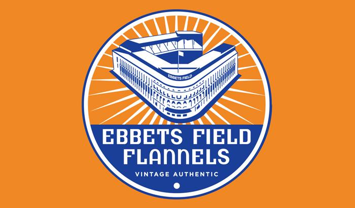 EBBETS FIELD FLANNEL WALLPAPERS
