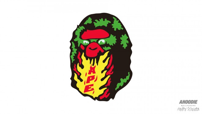 Bape 1 660x371 New 2013 Bape Desktop Wallpapers