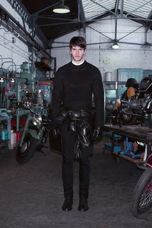 givenchy ahoodie 14 Who let the dogs out? Givenchys Pre Fall 2013 Lookbook