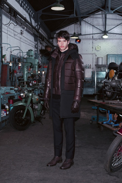 givenchy ahoodie 16 Who let the dogs out? Givenchys Pre Fall 2013 Lookbook