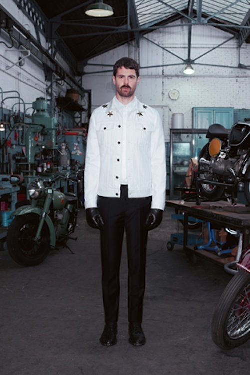 givenchy ahoodie 8 Who let the dogs out? Givenchys Pre Fall 2013 Lookbook