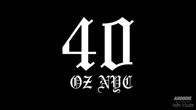 40oz 2 660x371 New 40oz Van Desktop Wallpapers