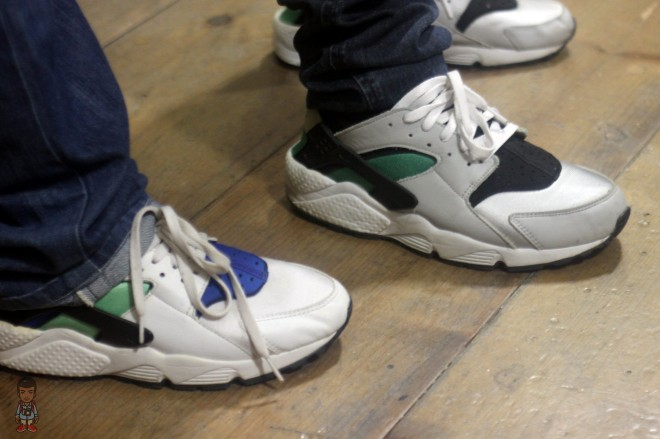 41 660x439 Wellgosh: Nike Air Huarache Launch Party