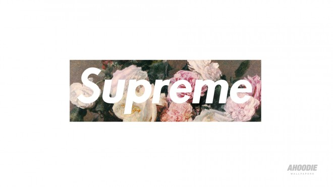AHOODIE SUPREME FLORAL DESKTOP2 660x371 POWER CORRUPTION & LIES: SUPREME FLORAL WALLPAPERS