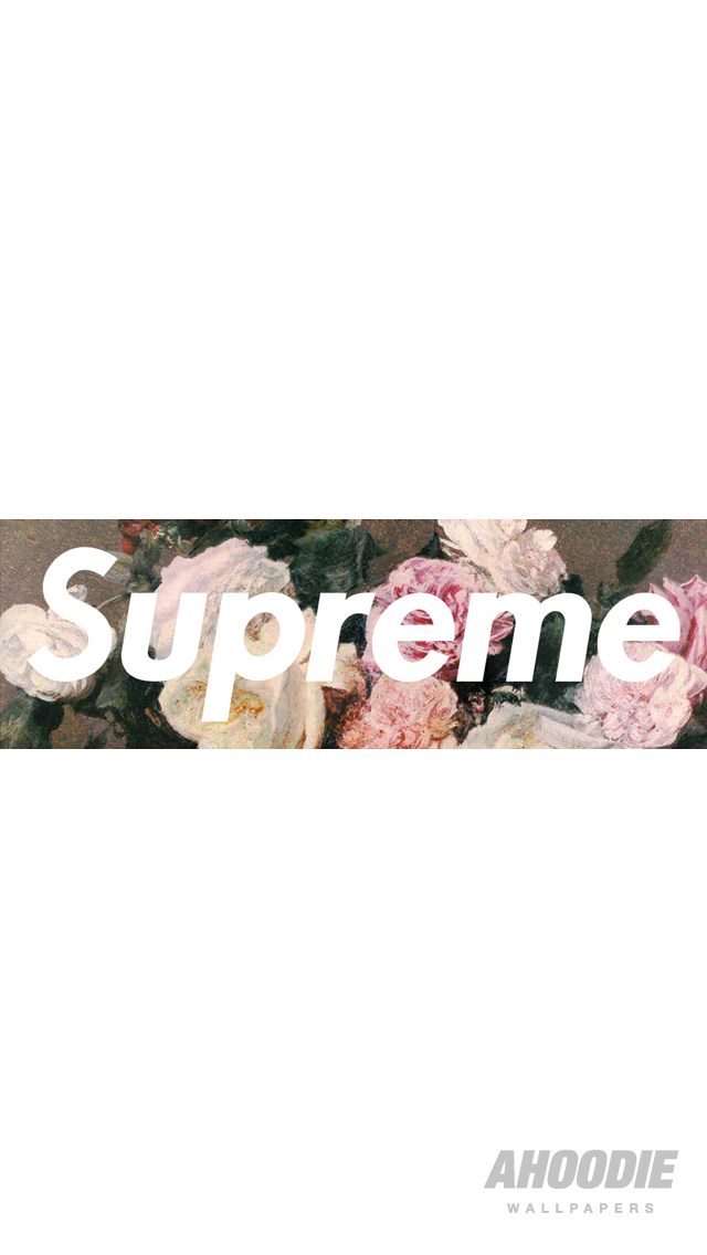 AHOODIE SUPREME IPHONE 5 FLORAL 31 POWER CORRUPTION & LIES: SUPREME FLORAL WALLPAPERS