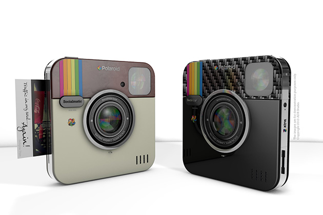Instagram Polaroid Camera An Instagram Camera Is Happening And Itll Be Made By Polaroid