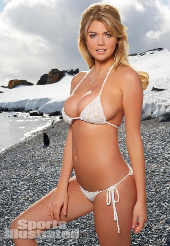 KATE UPTON FACEBOOK SWIMSUIT 13 660x951 FROZEN JUGS: The Sports Illustrated Swimsuit Edition Video + Kate Upton
