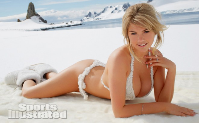 KATE UPTON FACEBOOK SWIMSUIT 17 660x411 FROZEN JUGS: The Sports Illustrated Swimsuit Edition Video + Kate Upton