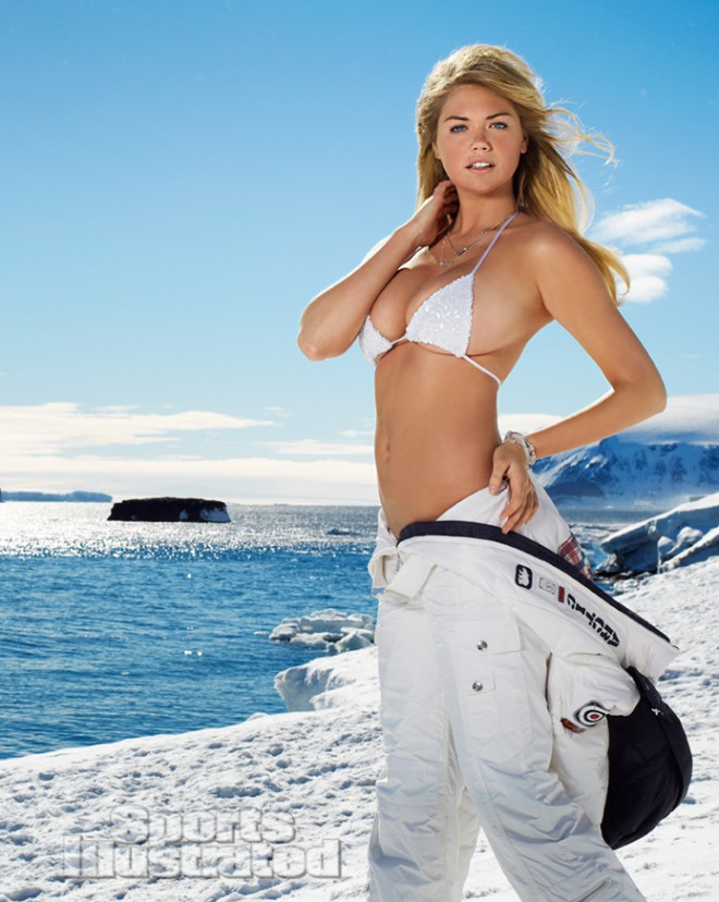 KATE UPTON FACEBOOK SWIMSUIT 8 660x828 FROZEN JUGS: The Sports Illustrated Swimsuit Edition Video + Kate Upton