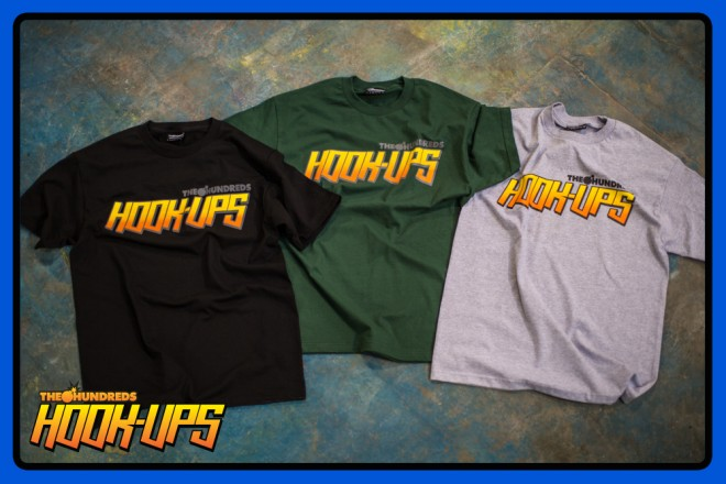 the hundreds x hook ups collab ahoodie8 660x440 The Hundreds x Hook Ups Collection