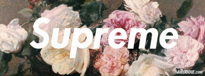 SUPREME FLORAL FB COVER