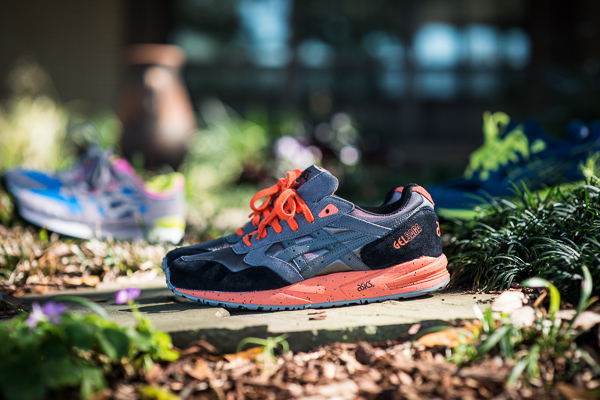 asics gel saga grey orange 1 ASICS GEL SAGA II PREVIEW