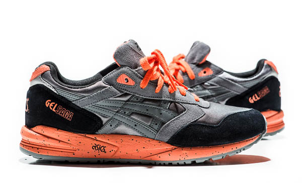 asics gel saga grey orange 5 ASICS GEL SAGA II PREVIEW