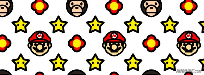 bape mario facebook cover 660x243 BAPE FACEBOOK COVERS