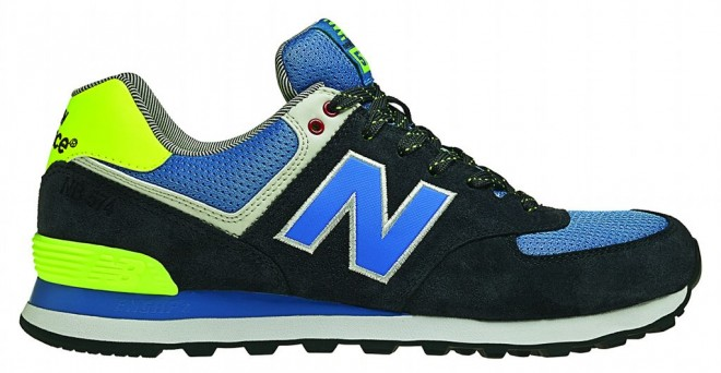 Set Sail With The New Balance 574 Yacht Club Collection