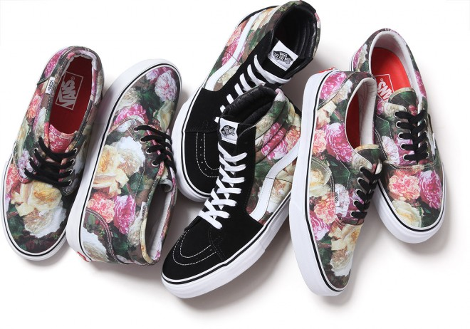 supreme vans power corruption lies ahoodie 1 660x462 SMELL THE ROSES: Supreme x Vans Floral PREVIEW