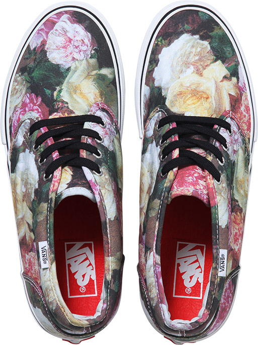 supreme vans power corruption lies ahoodie 2 SMELL THE ROSES: Supreme x Vans Floral PREVIEW