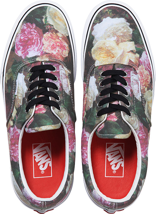 supreme vans power corruption lies ahoodie 3 SMELL THE ROSES: Supreme x Vans Floral PREVIEW