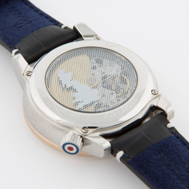 Paul Smith Masterpiece 2 660x660 Move Over Mona Lisa, Paul Smiths New Watch Is A Masterpiece