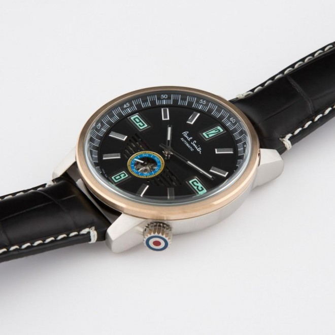 Paul Smith Masterpiece 3 660x660 Move Over Mona Lisa, Paul Smiths New Watch Is A Masterpiece