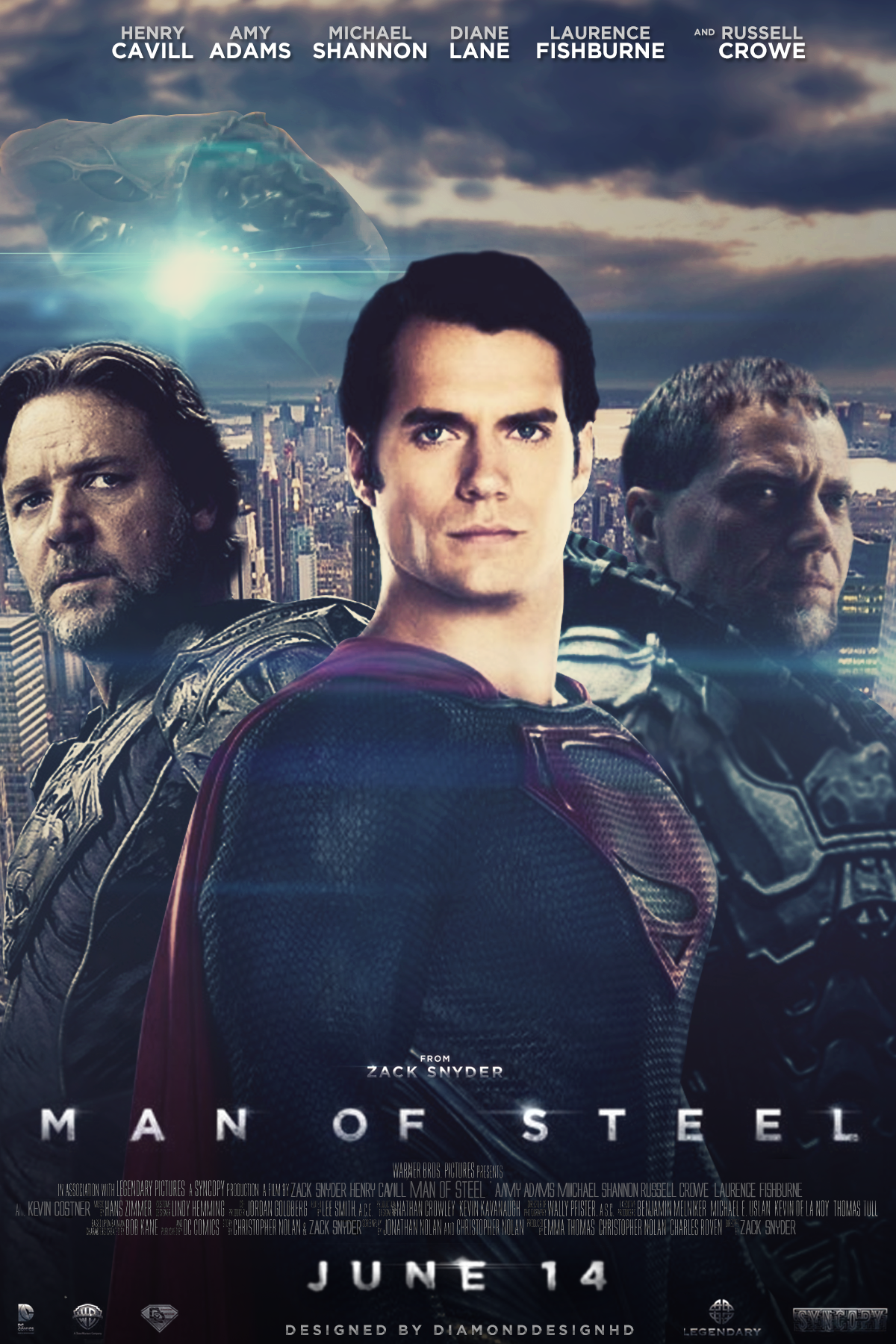 Man of Steel (2013) - Hindi Dubbed Movie Watch Online
