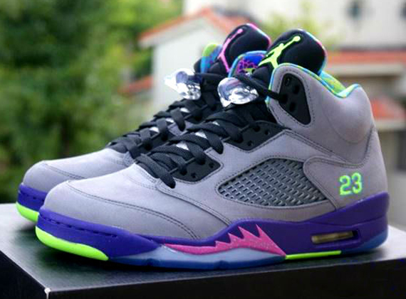 air jordan 5 retro bel air 1 The Air Jordan 5 Bel Air Retro