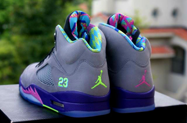 air jordan 5 retro bel air 6 The Air Jordan 5 Bel Air Retro
