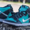 nike sb diamond supply dunk high tiffany 96x96 Nike and Nike SB desktop wallpapers
