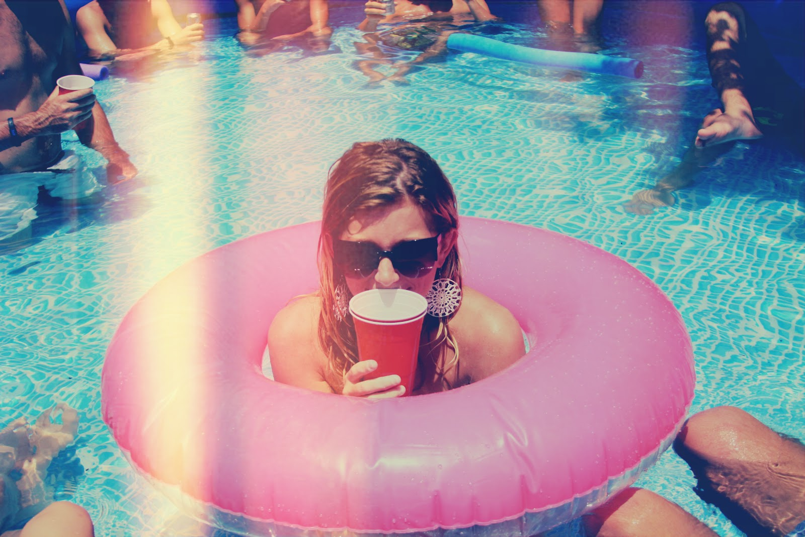 Summer Party Tumblr