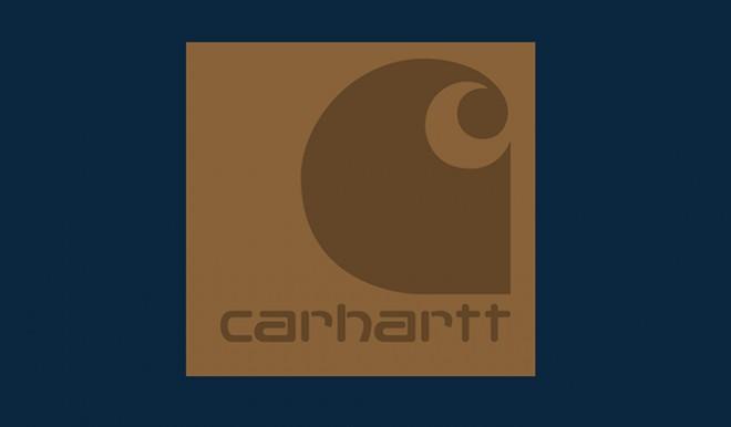 "Carhartt WIP ""Devon Navy"" Desktop Wallpaper"