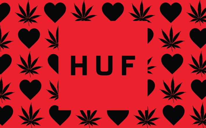 HUF _Valentines Day_ Feature Image