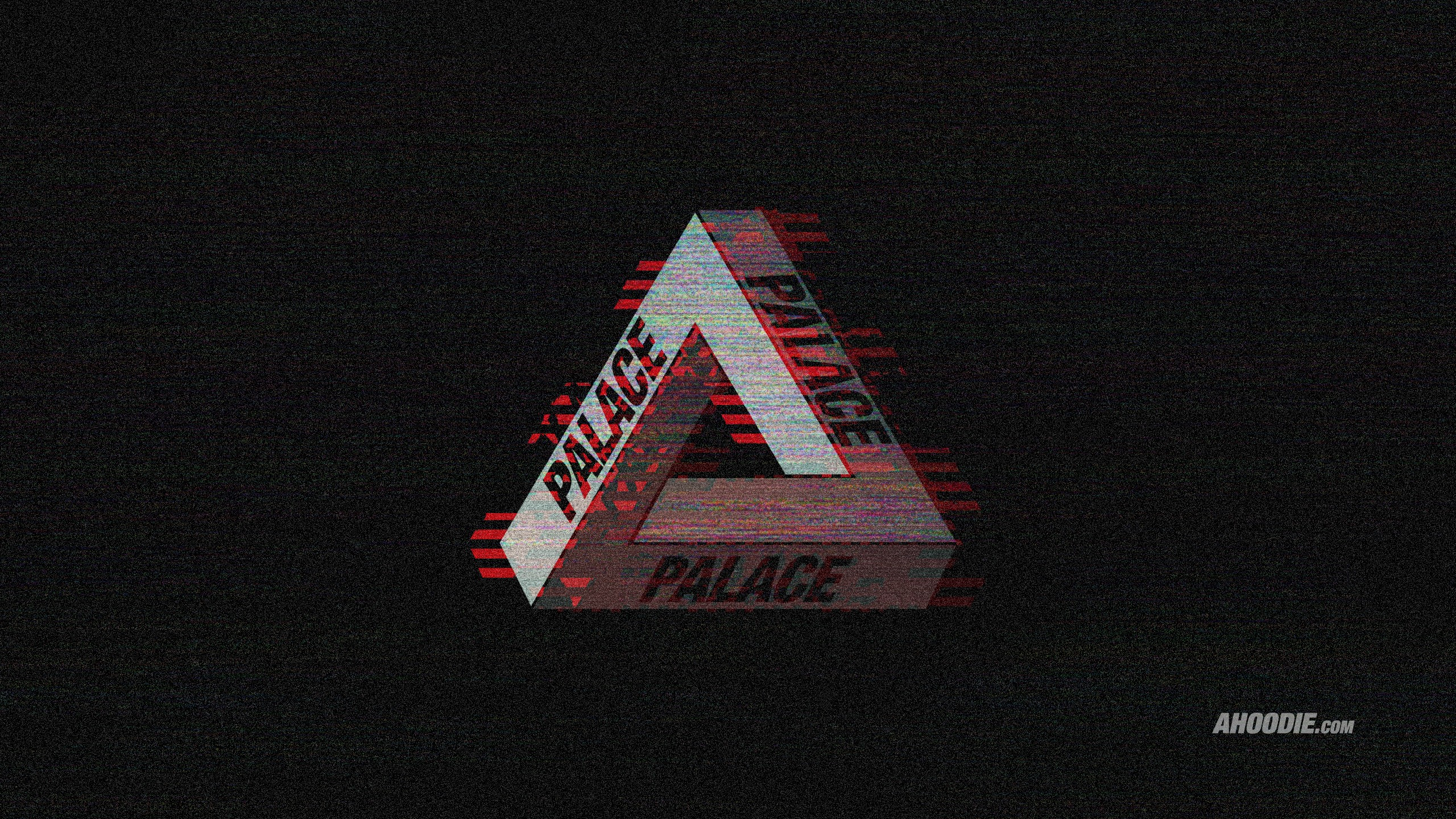"Palace Skateboards ""VHS Glitch"" Wallpapers"